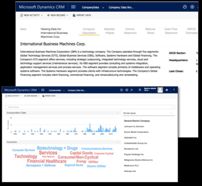 January Apartment Jobs Snapshot: Use Case Market Data: Company Snapshot By Refinitiv