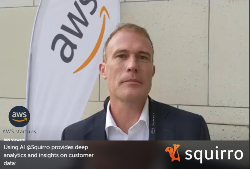 AWS Interview with Dorian Selz