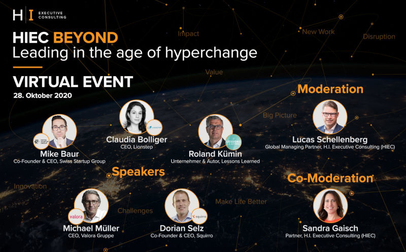 Speakers and Moderators - HIEC Beyond